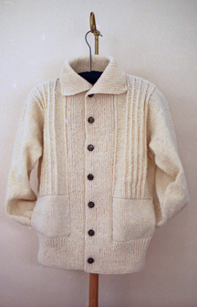 Ribbed Coat Jacket