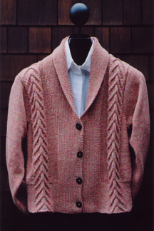 Shawl Collar Jacket