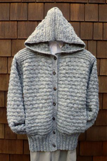Basketweave Hoody
